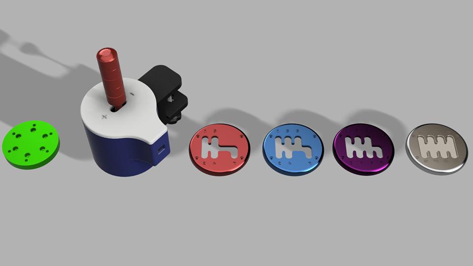 Découvrez 3D Simracing : De l'impression 3D pour le