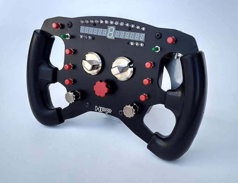 Volant Formula Sim wheel HSW-F de HPP