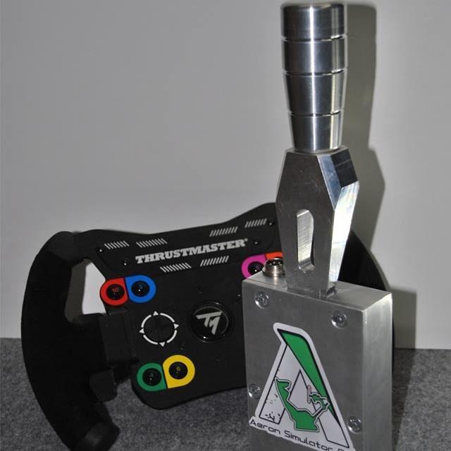 Shifter Séquentiel K1 d'Aeron Simulator