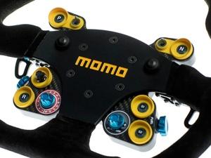 Nouveau volant Touring pour Cube Controls