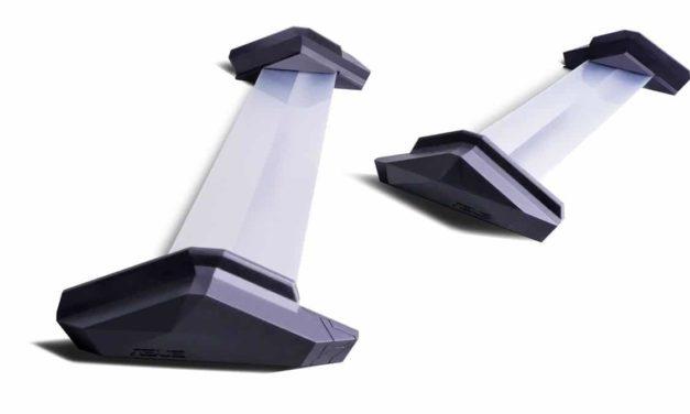 Bezel-Free Kit par Asus : Le triple écran sans bordure