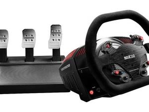 Le TS-PC Racer d'origine et le TS-XW Racer Sparco P310