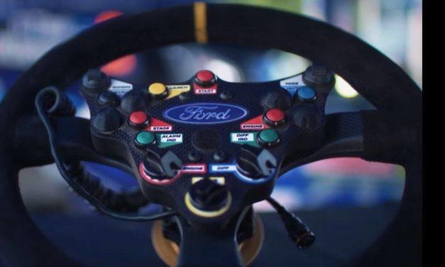 Volant WRX / WRC à venir chez TURN RACING
