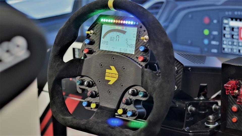3 Volants à venir pour Motorsport Simulator mais…