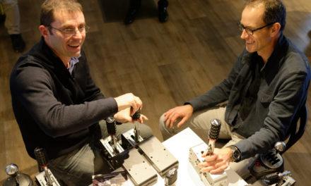 LIVE-SIM rencontre le directeur marketting de Thrustmaster : Christophe Urbanik