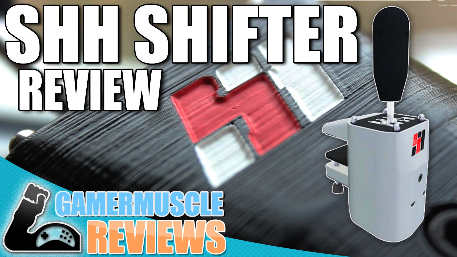 SHH Shifter – Le shifter customisable