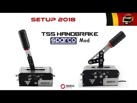 Le TSS Handbrake en review chez Maxou le Pilote…mais pas que !