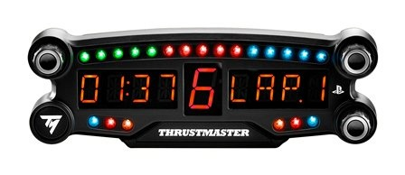Thrustmaster BT LED Display : C'est compatible PS4 ? ;)
