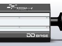 Une base de volant en approche pour NSH RACING : Le Direct-Drive tout en un !