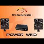 Ventilateur POWER WIND de Sim Racing Studio en review par FLOEB