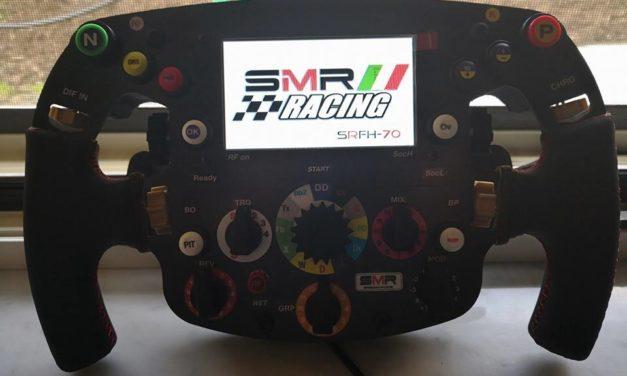 Un nouveau volant pour SpeedMax Racing : Le SFRH70