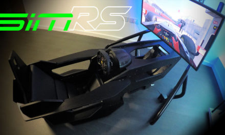 iSimRS : Un cockpit F1 en Flat Pack