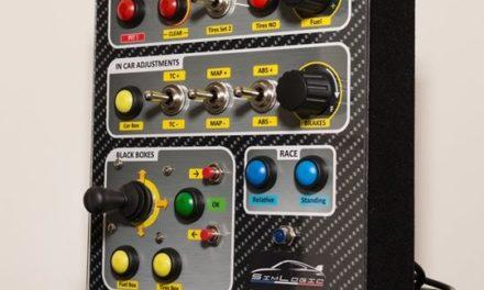 RaceBox de SIMLOGIC : Une button-box bien pensée !