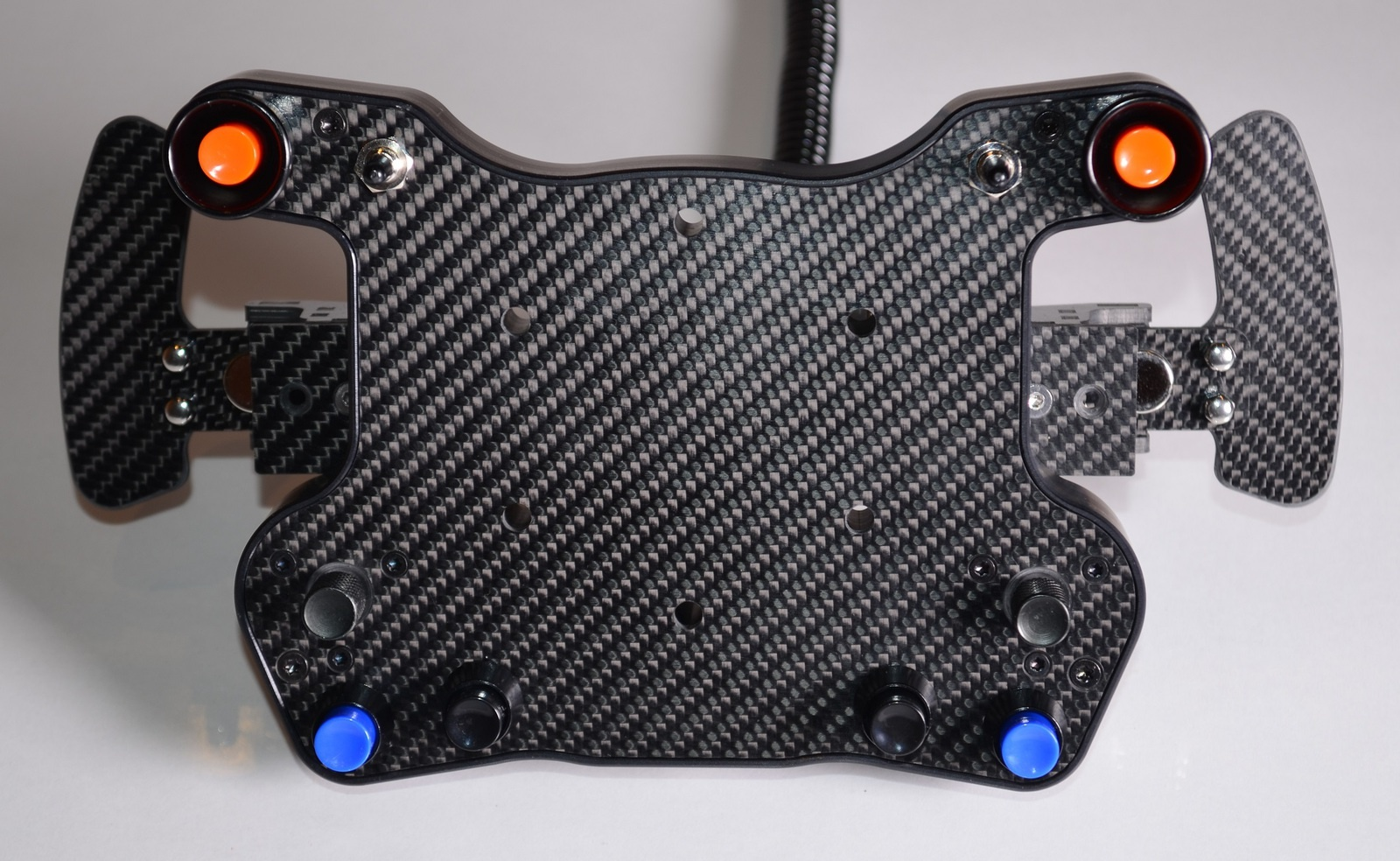 Unboxing de la Button Plate ASCHER RACING C26M par Antotitus