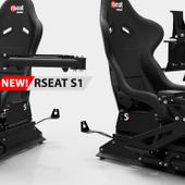 RSeat Boutique Officiel - Sièges de simulation Simracing course automobile et jeux de pilotage play seat