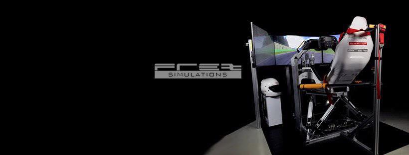 Le 6 DOF Motion par FREX : les kits sont disponibles - Simrace-Blog