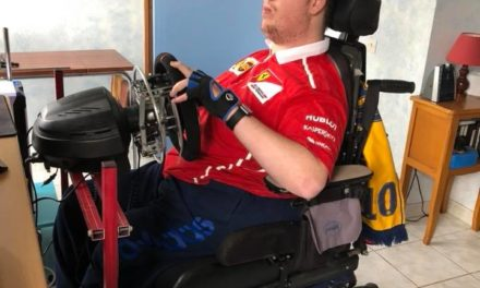 Simracing & Handicap : Echange avec RCAlex92