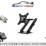 SimLogic : Accessoires et petite promo pour la RaceBox