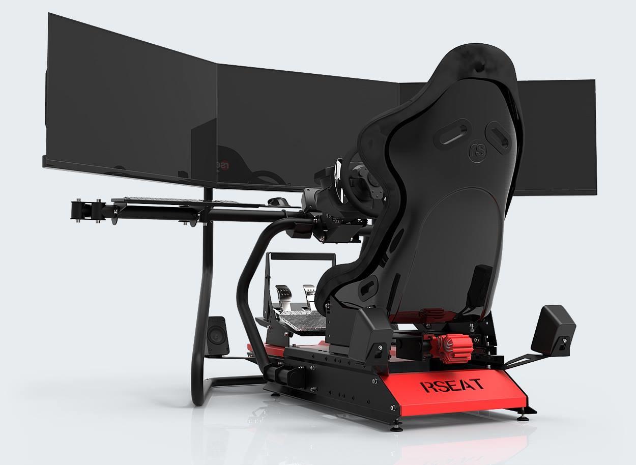 Cockpit RSEAT S1 : Du nouveau dans la game