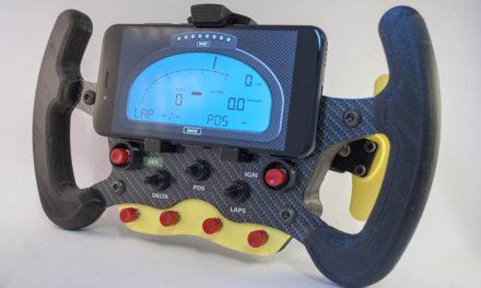Volant SMART F1 / GT : ce sera comme vous voulez ?