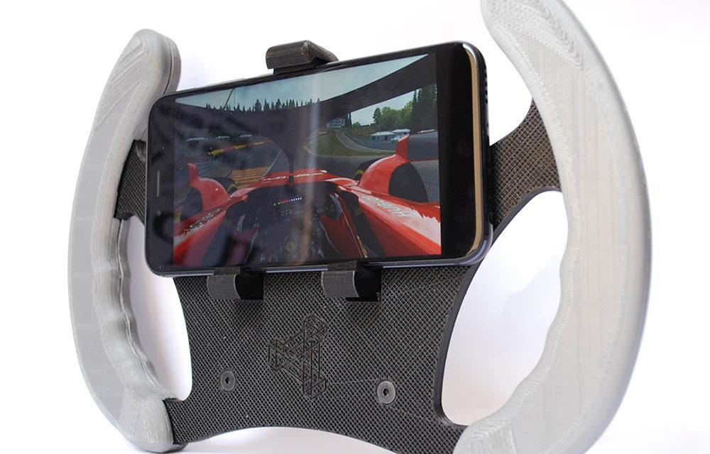 Simracing & vacances avec 3DRap : Smart Race, le volant passe partout