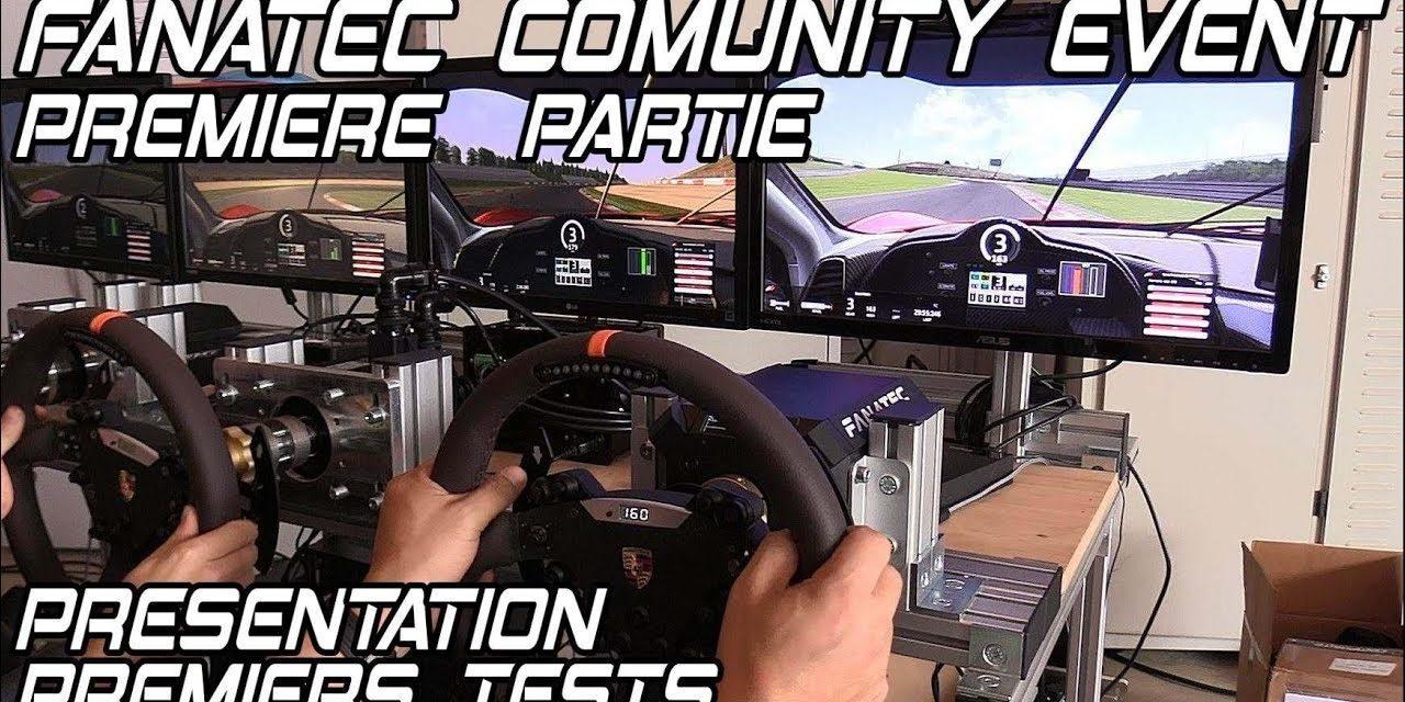 Community Event Fanatec : Franconen y était !