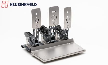Nouveau pédalier Heusinkveld : Le Sim Pedal Sprint