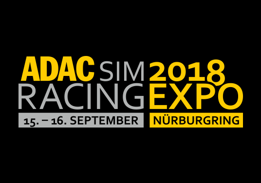 ADAC Sim Racing Expo 2018 : On y sera !