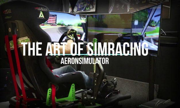 AERON SIMULATOR passe ses cockpits au dynamique