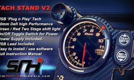 Nouveau Tach Stand V2 par SR HARDWARE : pré-commande lancée