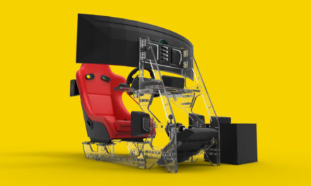 HM ENGINEERING nous présente un cockpit…en toute transparence