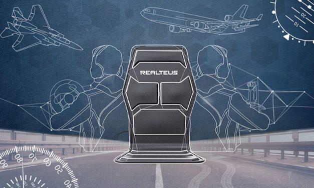 REALTEUS ForceFeel : Une solution immersive ? Review à venir…