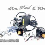 FREX Sim Wind & Vibes : Du vent et des vibrations