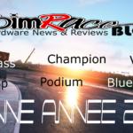 Le Simrace-Blog vous souhaite une Belle Année 2019