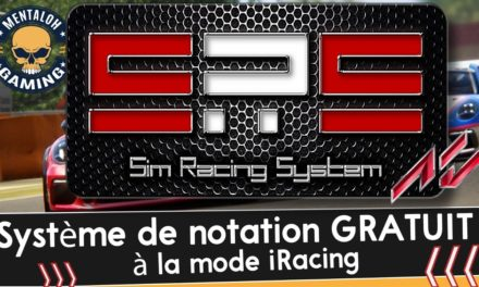 """Découvrez le """"Sim Racing System"""" pour Assetto Corsa avec MENTALOH GAMING"""