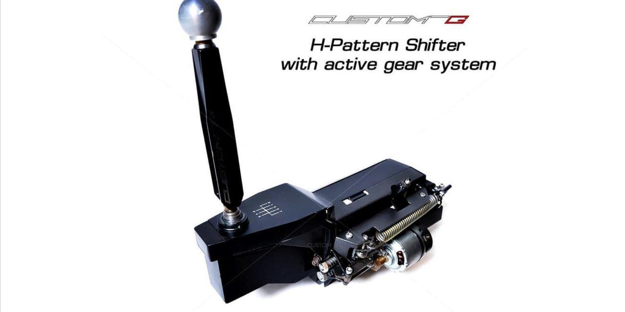 CUSTOM-G H-Pattern Shifter : une boite manuelle au plus près du réel