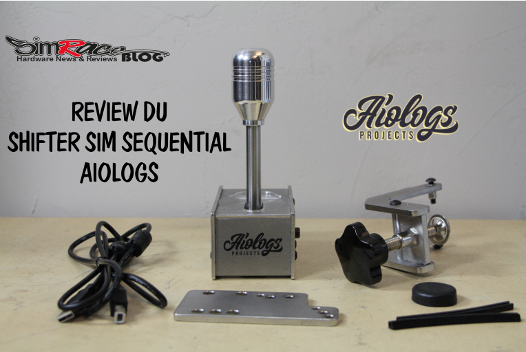 Review du Sim Sequential Shifter d'AIOLOGS