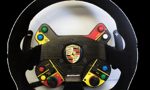 INNATO Steering Wheel : De belles répliques à découvrir…