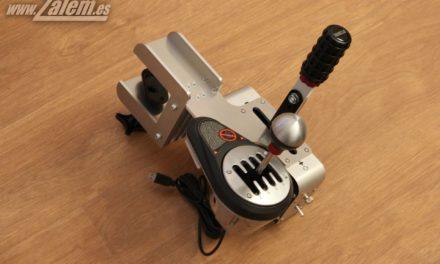 Support shifter et frein à main par ZALEM : Pour Thrustmaster mais pas que…