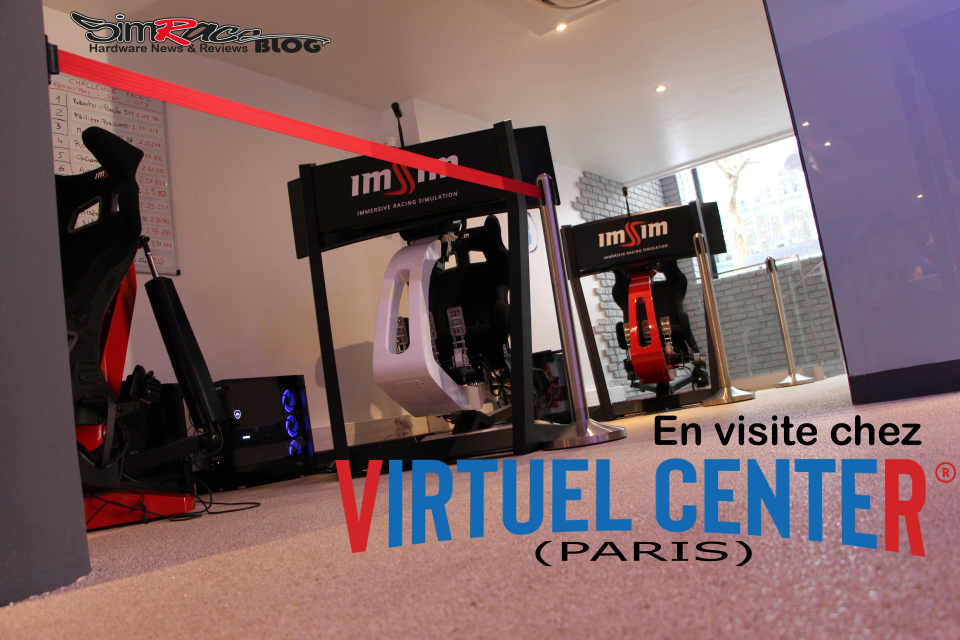 En visite chez VIRTUEL CENTER, centre de réalité virtuelle à Paris