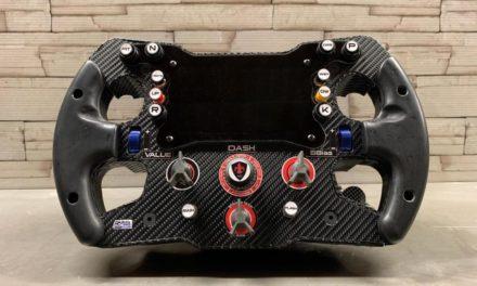 Volant Formula GT par PIRO RACING SYSTEM