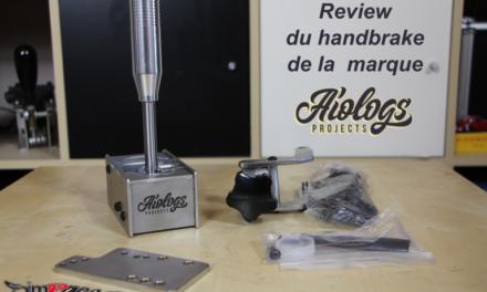 Review du frein à main AIOLOGS Handbrake