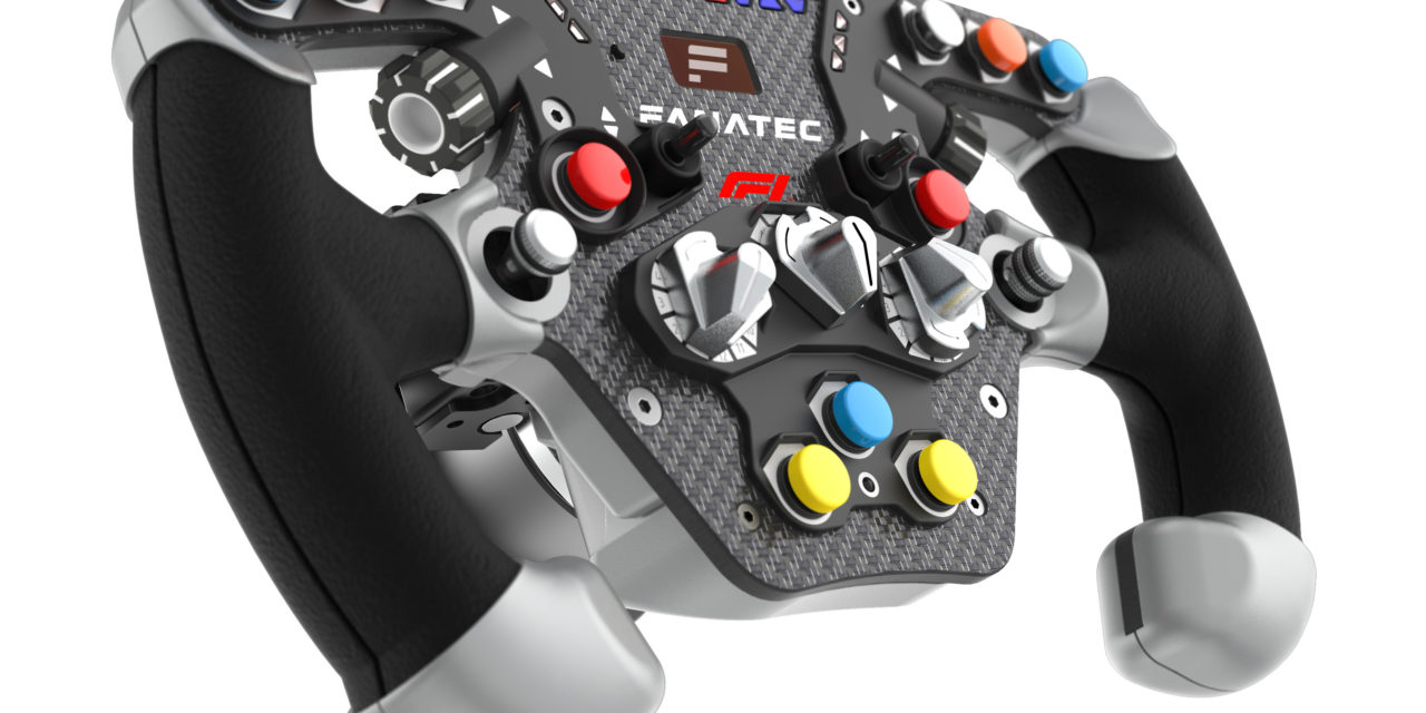 FANATEC : Volant ClubSport Steering Wheel F1® 2019