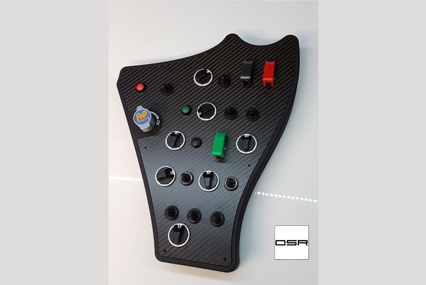 Des nouveaux dashboards en deux chiffres pour OPEN SIM RACING : 488