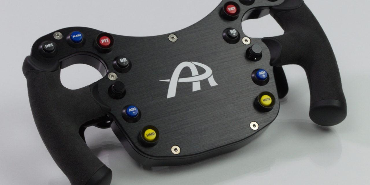 Nouveaux volants pour ASCHER RACING : Le wireless Simucube 2 s'invite dans la gamme