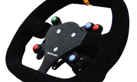 SIMTECH RACING : Un volant wireless pour Simucube 1 & 2