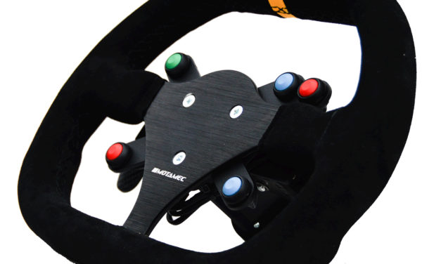 SIMTECH RACING : Un volant wireless pour Simucube 1 & 2