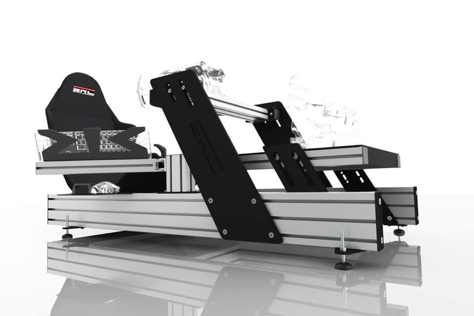 SIM RACE COMPONENTS nous prépare un cockpit F1