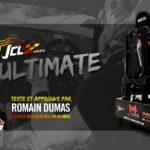 Le simulateur V4 Ultimate de JCL SIMRACING se montre en vidéo