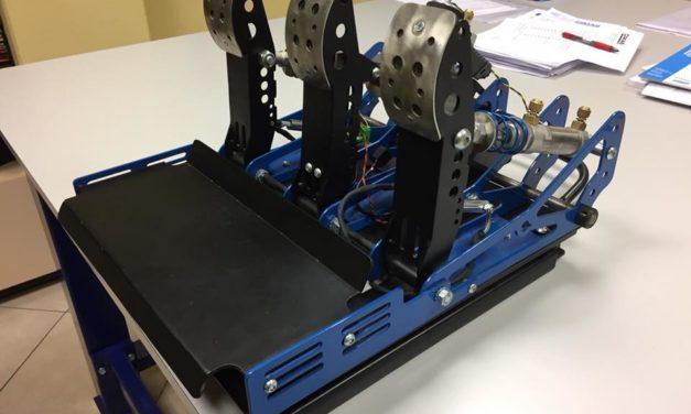 MotionSys Racing Pedals Pro : un pédalier pistonné !